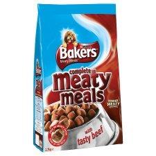 Bakers Complete Meaty Meals Beef 2.7Kg BOGOF £6.50  at Tesco