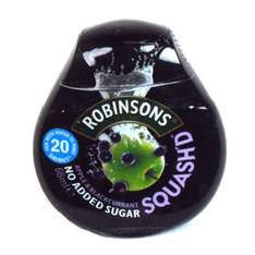 Robinsons Blackcurrant & Apple Juice Squash'd 66ml £2 @ Morrisons