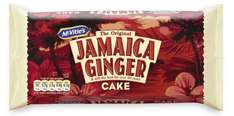 Ginger cake 300% free - 4 for the price of 1 £1.30 @ Tesco