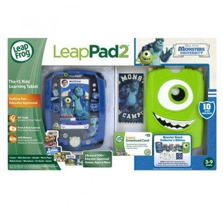 LeapFrog LeapPad2 Monsters University Varsity Edition Bundle - OPEN BOX - £23.88 Delivered @ Handtec