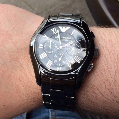 Emporio Armani AR1400 Gents Watch @ Goldsmiths £355 ( online ) in store price £499