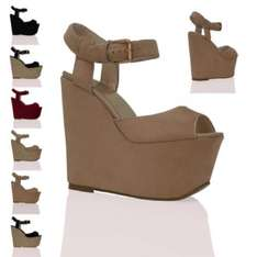 WOMENS LADIES HIGH HEEL.. £4.99 + £2.99 delivery @ eBay /  bypublicdemand