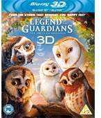 Legend of the Guardians (Blu-ray 3D + Blu-ray) £7.49 @ WowHD