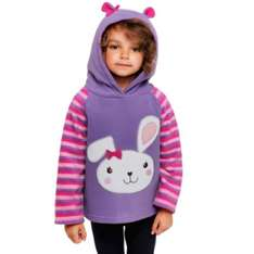 Girls Chad Valley hooded fleece 99p (down from £8.99) at Argos