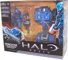 HALO REACH, Mcfarlane spartan and mongoose figure set £8.99 @ Quality Save and Home Bargains. INSTORE