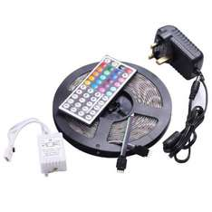 Tingkam Waterproof 5M 5050RGB Led Strips Lighting Full Kit With 44Key IR Remote For Home lighting and Kitchen£13.39 delivered at Kingsdom fulfilled by Amazon