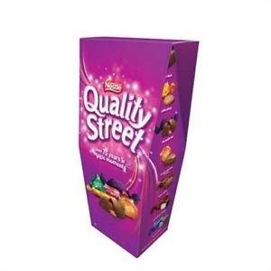 Quality Street 350g £2.40 @ Ebay/shopgbpi