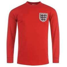 England 1966 retro scoredraw shirt for £5.99 @ sportsdirect online today only (+ £3.99 P&P)