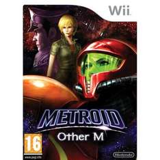 Metroid: Other M - £3.96 (Toys R Us, £4.95 Delivery or Free Click and Collect)