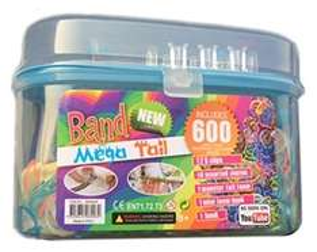 Loom Bands Mega Tail Kit - Amazon.co.uk - £6.48 Delivered - Sold by Chips