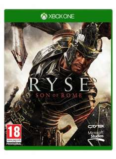 Ryse: Son of Rome (Xbox One) (Preowned) £19.99 Delivered @ Grainger Games