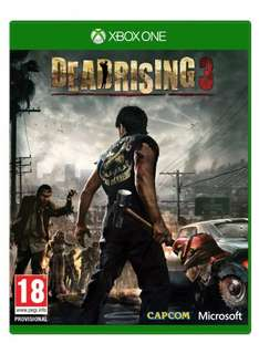 Dead Rising 3 (Xbox One) (Preowned) £19.99 Delivered @ Grainger Games
