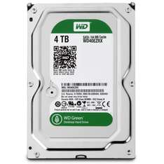 4Tb WD Green £111.14 delivered @ Amazon
