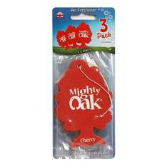 Mighty Oak Car Air Freshener - Cherry - 3 Pack only 69p @ Asda Direct with C&C