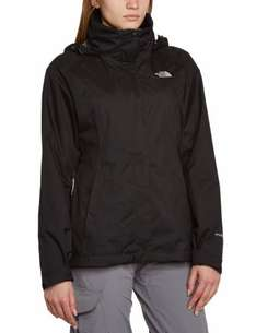 The North Face Women's Evolve II Triclimate Jacket ,£60 from amazon (lightning Deal)