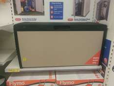 keter storage box £15.00 @ Tesco instore