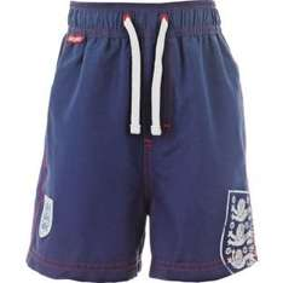 England Boys' Blue Swimming Shorts 99p @ Argos