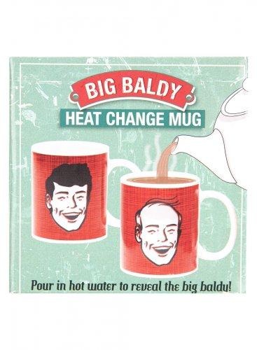 Big Baldy Heat Change Mug - £1 Delivered @ Burton
