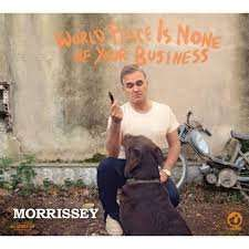 Morrissey - World peace is none of your business CD. Deluxe 18 track edition. £7.99 delivered at wowhd.co.uk