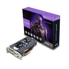 Sapphire Dual-X Radeon R9 270X OC 2GB GDDR5 Graphics Card with Boost £119 @ Amazon