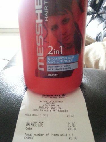 Messhead 2 in 1 £1 @ Savers