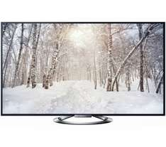 Best European 2013 TV Sony Bravia KDL-55W905A 3D FULL HD simulview LED TV with 1 year warranty now only £1049.97 @ Currys; or Sony Center in-store sale OR £1099.97 with 5 years warranty @ Sony Center in-store