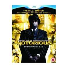 Notorious on Blu-ray (new) for £3.99 delivered @ YouwantitWegotit / Play.com