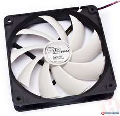 Arctic Cooling F12 PWM 120mm Case Fan £3.99 or £10.95 for 3 fans @ ebay/afterhourscomputersltd