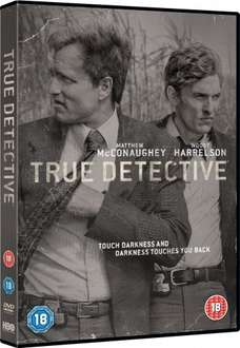 TRUE DETECTIVE - Season 1 Complete (DVD) Brand New & Sealed @ eBay: *lozenge* - £8.99 delivered
