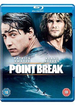 Point Break (Blu-ray) £4 in store @ Fopp