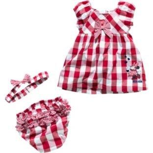 Disney Minnie Mouse Girls' Dress Set was £14.99 reduced to £2.99 Argos