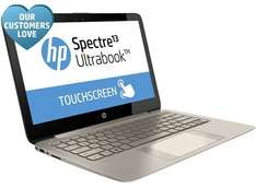 HP Spectre 13  £850 after discount code (SPEC150) @ HP Store