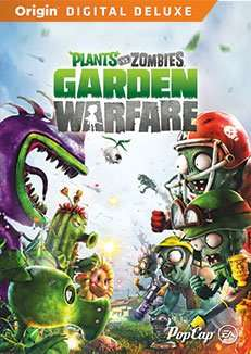 Plants vs Zombies Garden Warfare PC Digital Deluxe £13.00 @ Mexican Origin