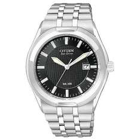 Citizen Eco-Drive Stainless Steel Bracelet Watch £83.99 @ H Samuel save £85.01 plus TCB 7.07%