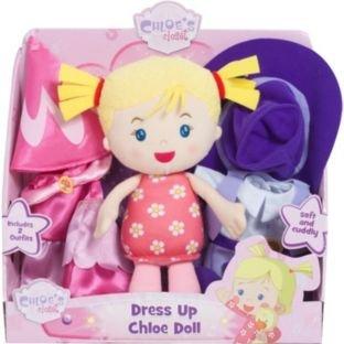 Chloe's Closet Dress Up Doll £10.99 @ Home Bargains