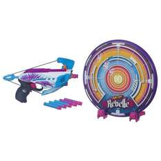 Nerf Rebelle Star Shot Targeting Set £8.50 @ Asda instore