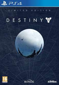 Destiny Limited.Edition (PS4/Xbox One) for £80 - Amazon