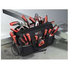 Forge Steel General Tool Kit 47 Piece Set with tool bag (50% off) now £29.99  @ screwfix