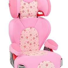 Halfords child car seats clearance - Graco Logico L High Back Booster Seat Rosie £30