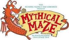 Summer reading challenge! the mythical maze!