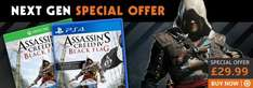 Assassin's Creed IV Black Flag NEW £29.99 @ graingergames