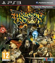 Dragon's Crown PS3 at Game Brand New £16.00