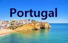 Portugal 10 Nights £74.60 each including Hotel, Flights & Car Hire @ Holiday Pirates (Total Price for 4 x People = £298.38)