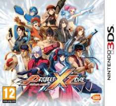 Project X Zone 3DS £9.99 @ Game