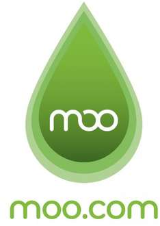 25% off at moo.com and free delivery with code and cashback @ Moo