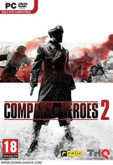 Company of Heroes 2 PC  £4.00 at GAME in store