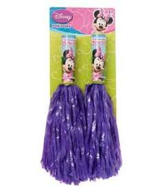 Minnie Mouse Pom Poms and disney height chart £1.48 @ Argos