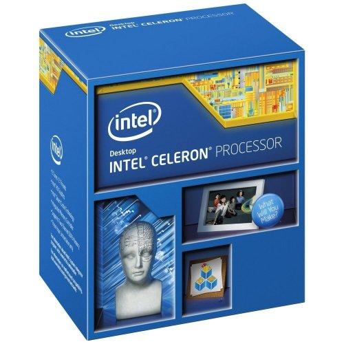 Intel Celeron G1820 CPU (2.7GHz, 2 Core, 2 Threads, 2MB Cache, LGA1150 Socket, Box) - £27.06 @ Amazon