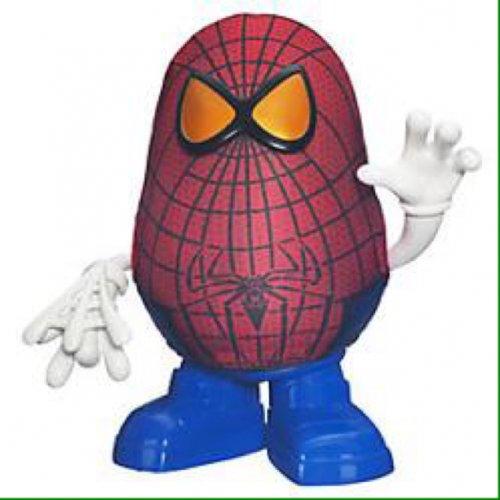 Amazing Spider-Man Potato Head at Sainsbury's £6.49 Instore