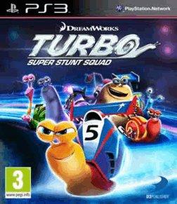 Turbo Super Stunt Squad PS3 New £6.00 @ Game